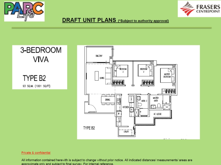 Parc Life EC - Viva