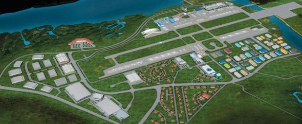 Treasure Crest EC can tap onto the Seletar Airport grow.