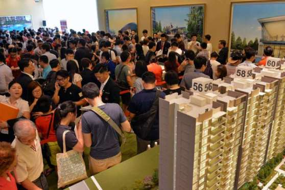 Strong demand at Treasure Crest EC