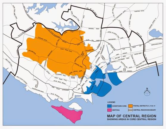 Core Central Region