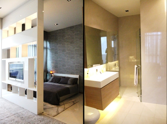 Hillion Residences - 1 Bedroom 474 sqft Showflat 01