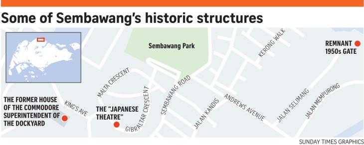 Sembawang past - Parc Life EC