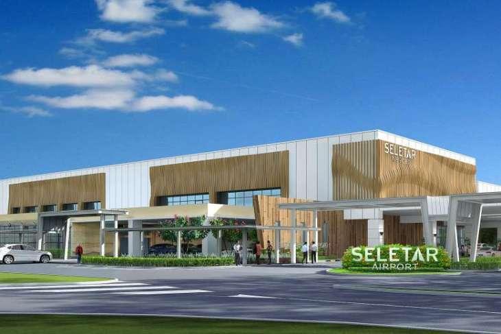 new-seletar-airport